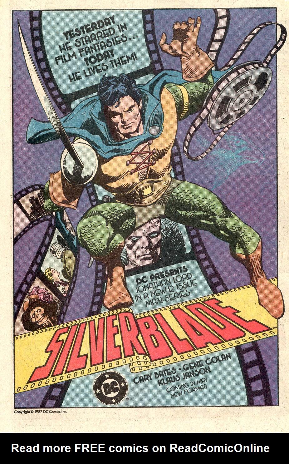 Read online Secret Origins (1986) comic -  Issue # _Annual 1 - 55