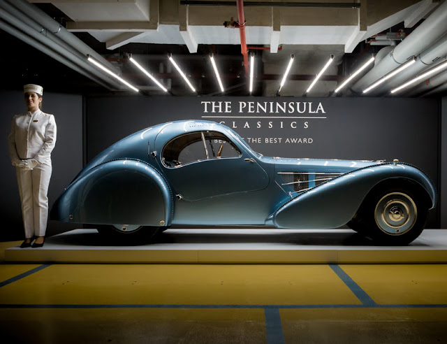 The 1936 Bugatti Type 57sc: Is This The Most Beautiful Car In The World?