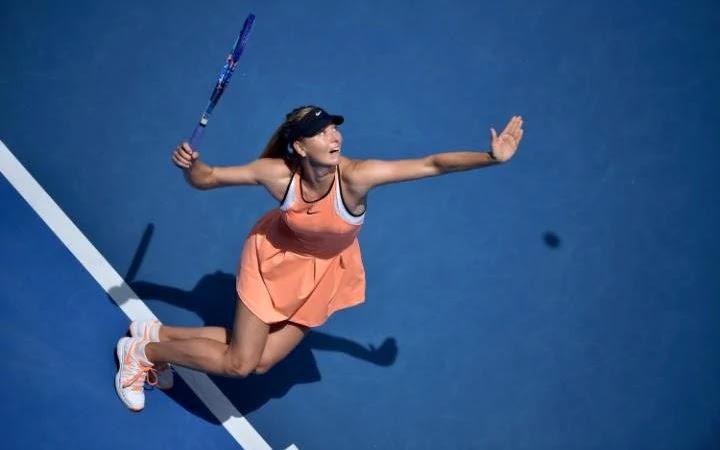 Maria-Sharapova-In-French-Open-2017