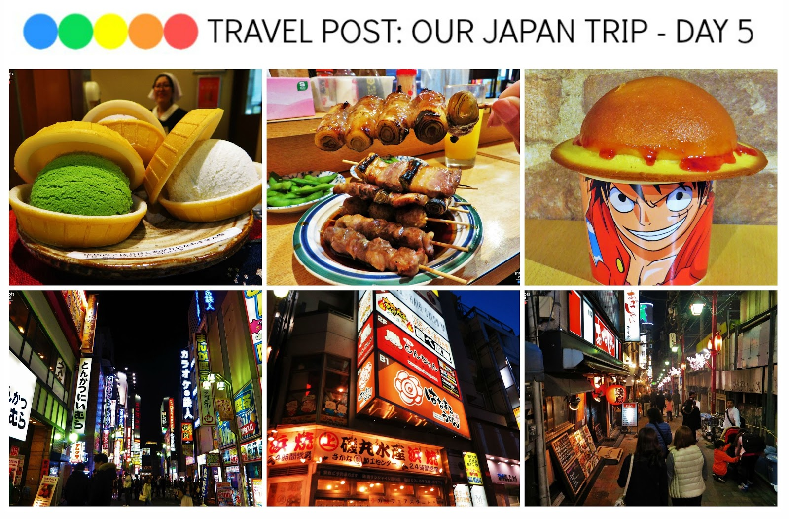 Travel Post Our Japan Trip