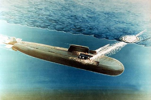в каких странах есть подводные лодки