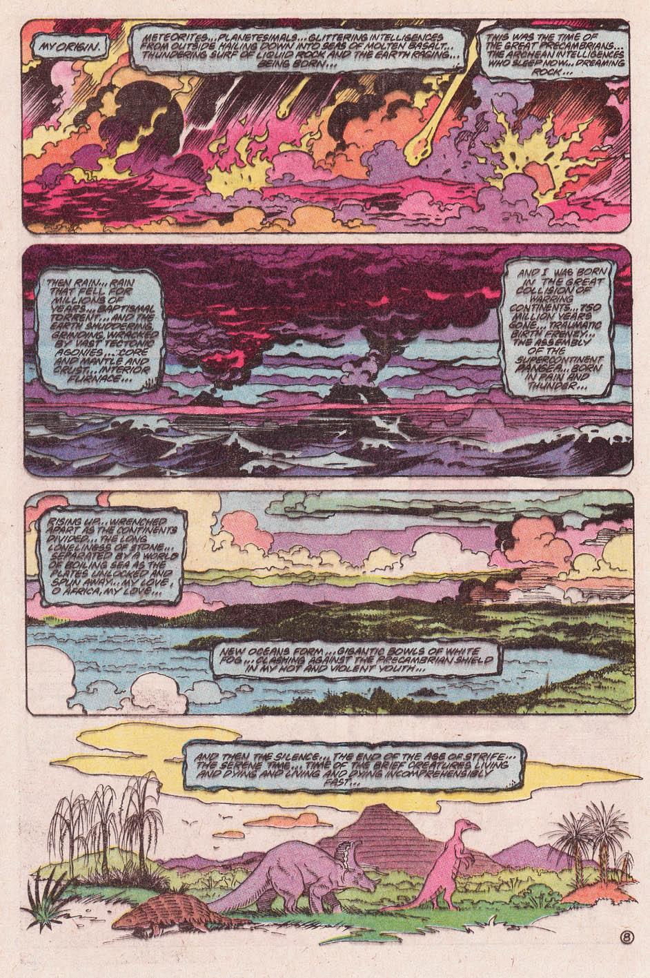 Read online Secret Origins (1986) comic -  Issue #46 - 9