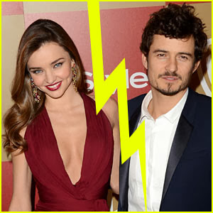 celebrity divorce: Orlando Bloom & Miranda Kerr Separate After Six Years