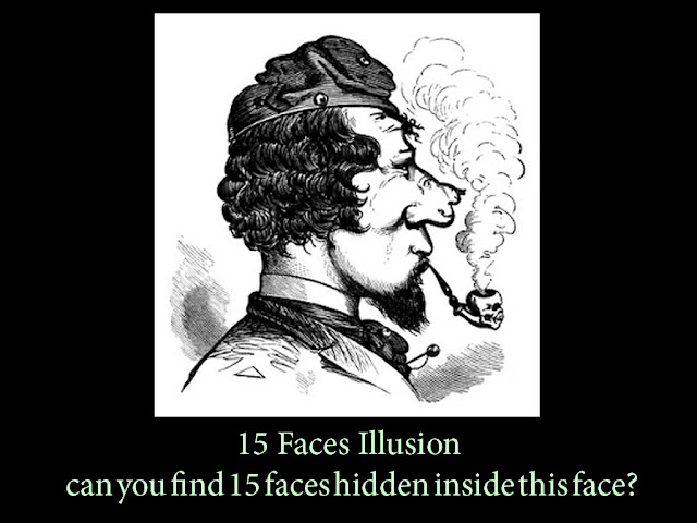 face optical illusions 1