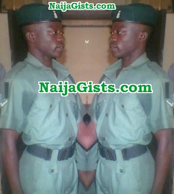 nigerian soldier ekiti armed robbery