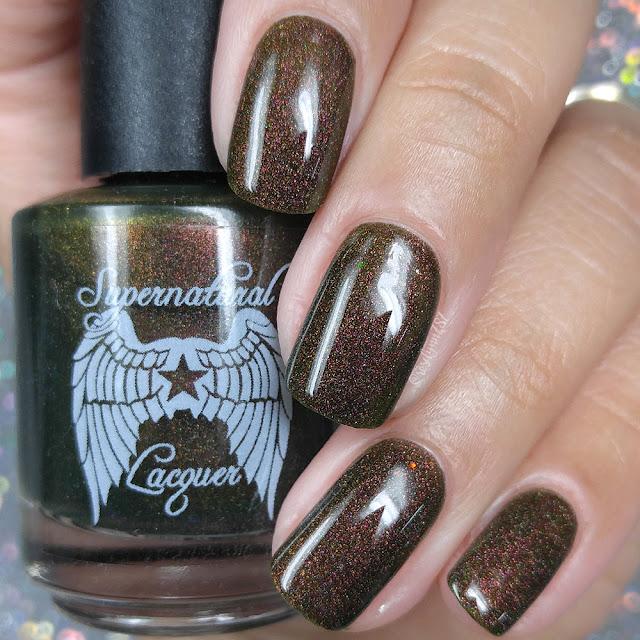Supernatural Lacquer -Yggdrasil