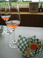 2011 Rosé paired with Shortbread at Fielding Estate Winery
