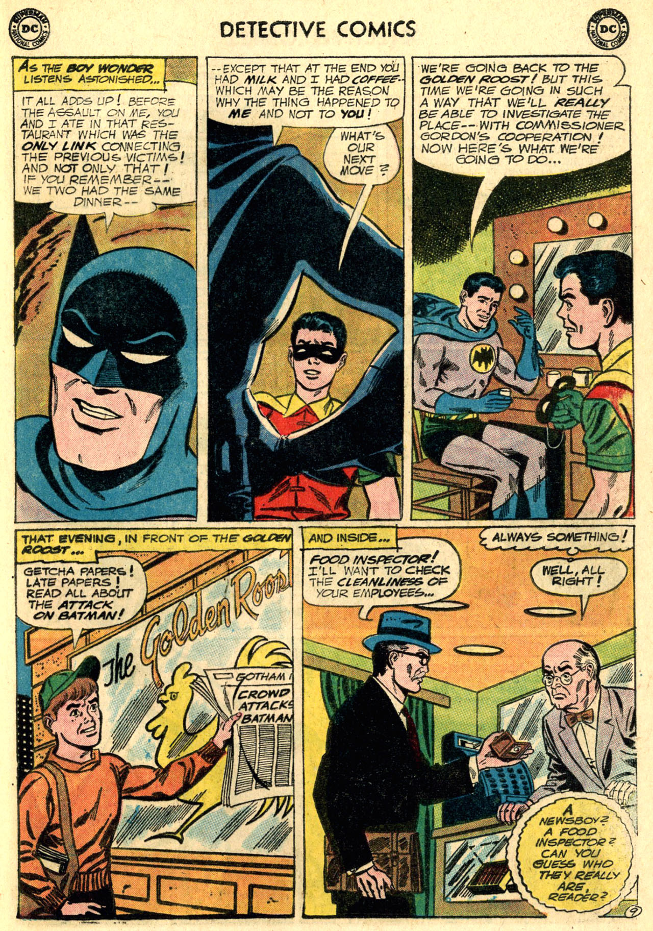 Detective Comics (1937) 330 Page 12