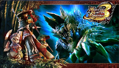 Download Game PPSSPP ISO Monster Hunter Portable 3rd Ukuran Kecil For Android Terbaru
