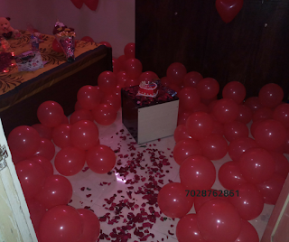 birthday decoration ideas at home for girl