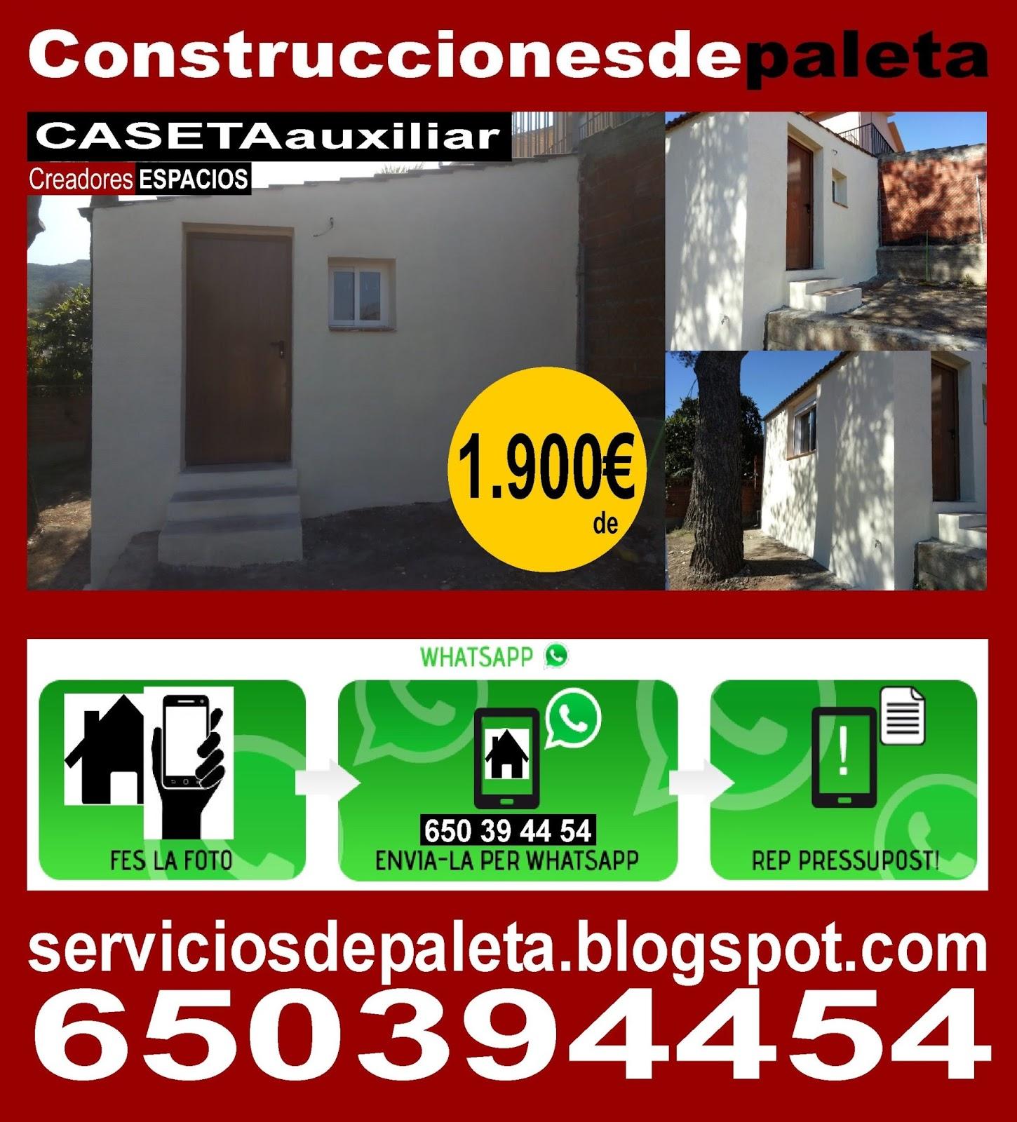 Serviciosdejardineriabasica casetaauxiliar for Jardineria barata barcelona