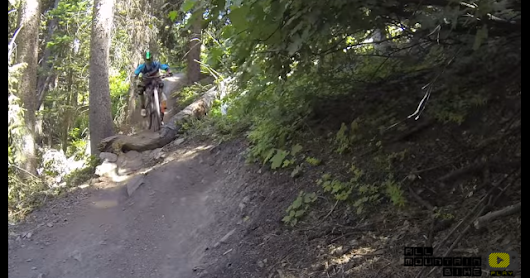 All Mountain Mountainbike - Mountain Bike GoPro Cable Cam Canyons Resort