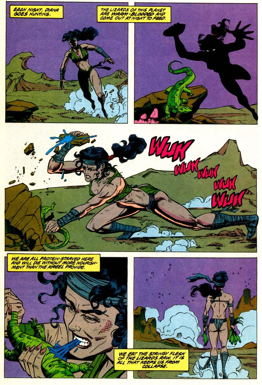 Read online Wonder Woman (1987) comic -  Issue #68 - 11