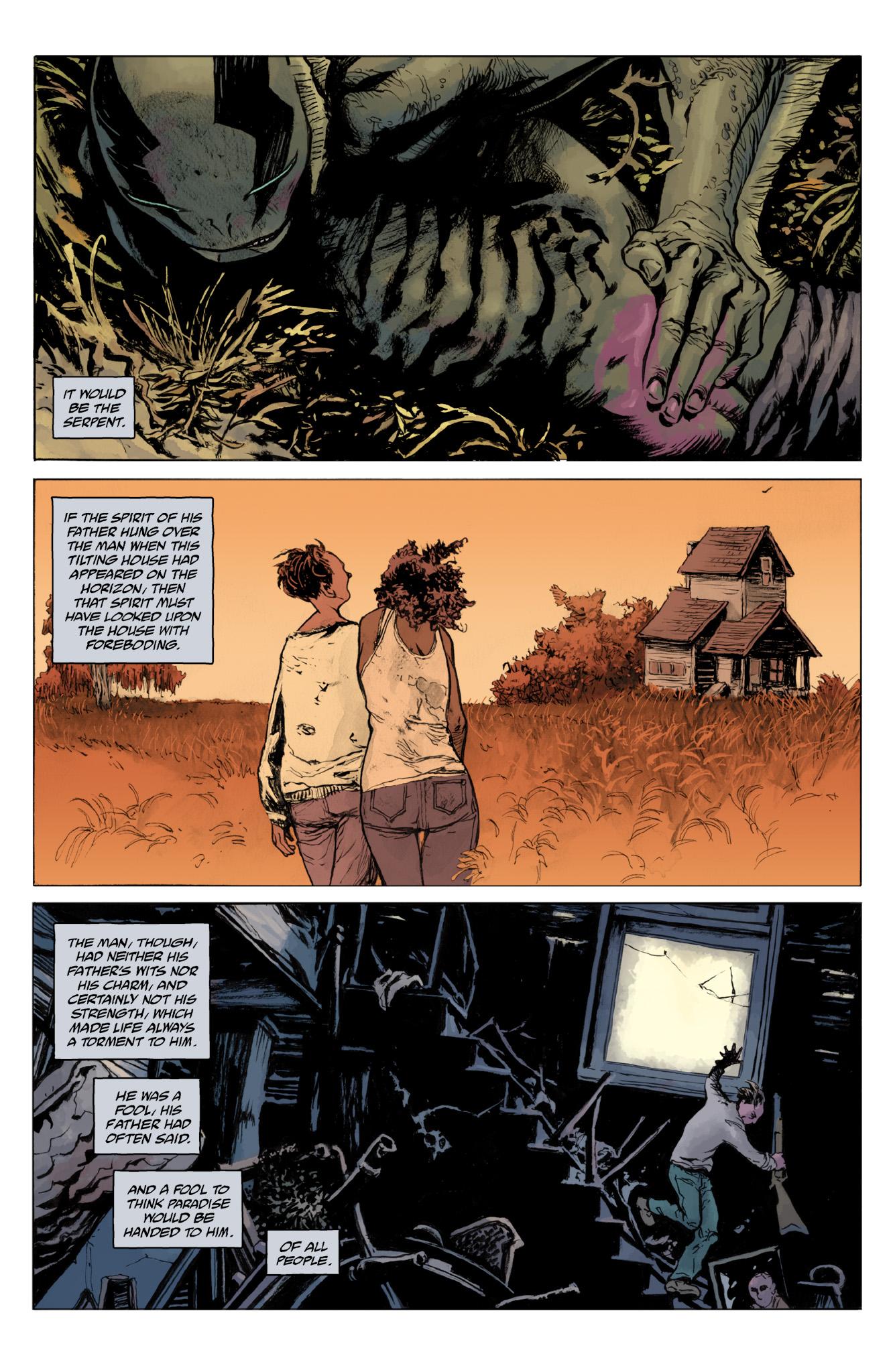 Read online Abe Sapien comic -  Issue #12 - 11