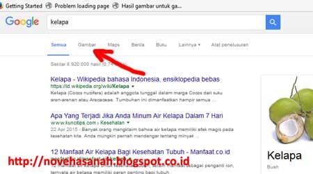 mesin pencari google sangat ampuh, salah satunya untuk mencari gambar yang kita inginkan untuk disematkan ke dalam artikel blog
