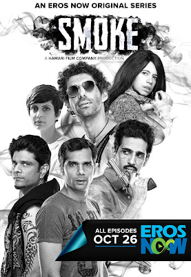 [18+] Smoke (2018) Hindi WEB-Series S01 [EP 01-11] 720p HDRip
