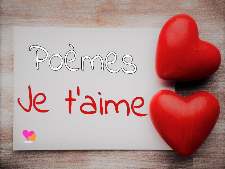 Les Plus Beaux Je Taime En Poèmes Damour Poésie Damour