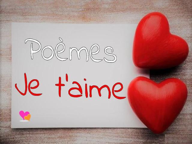 4 poèmes pour lui dire je t'aime