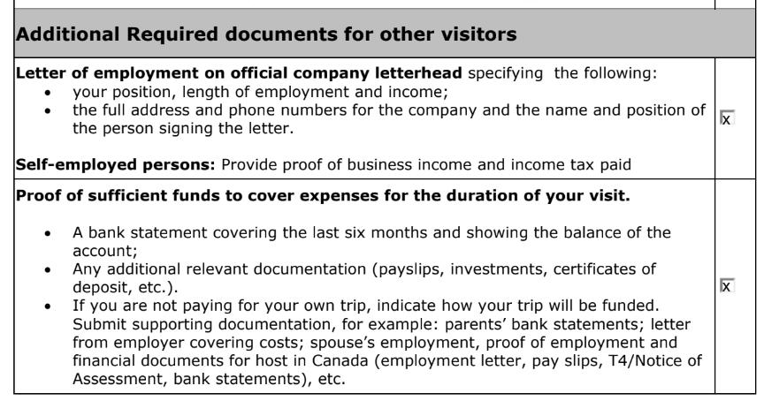 The Asian Drifter How to get a Canadian Temporary Resident Visa TRV via VFS Canada Manila