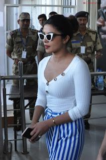 Priyanka Chopra in India October 2018 Exclusive Pics