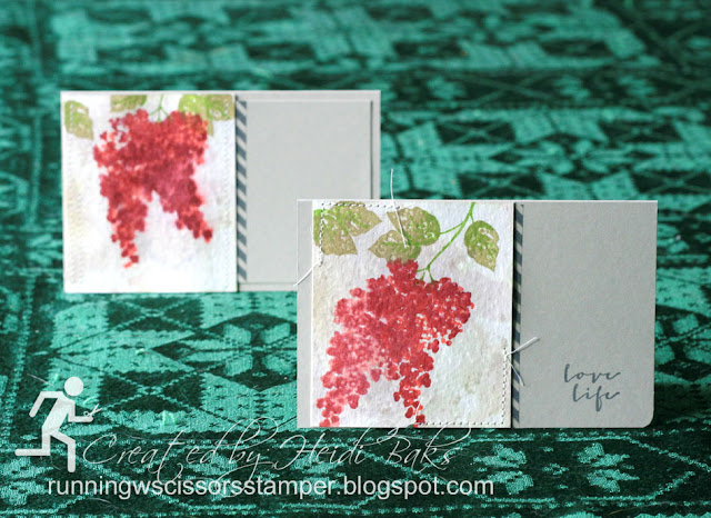 Stampin' Up Blossoms Abound