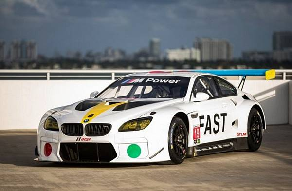 2017 BMW M6 GTLM Art Car Review