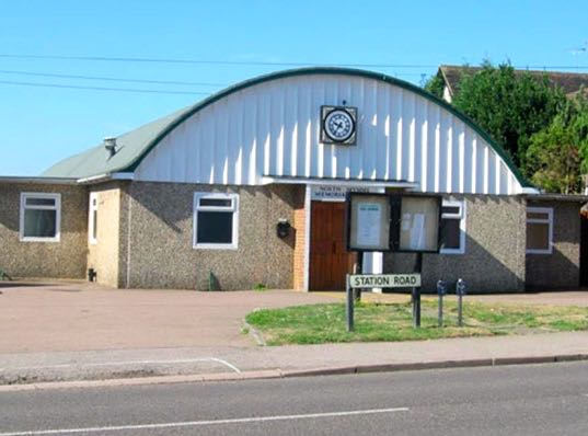 North Mymms Memorial Hall, Station Road, Welham Green