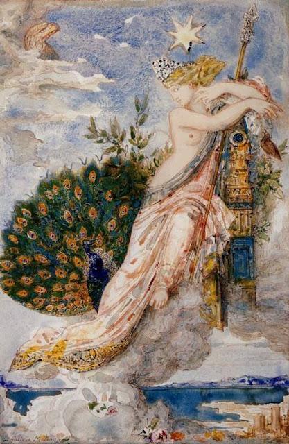 Hera Gustave Moreau (1826-1898)