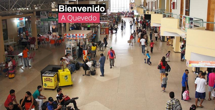 Terminal Terrestre de Quevedo