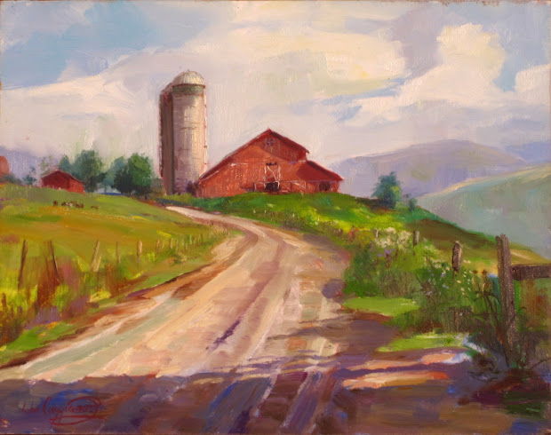 Stowe Vermont Paintings