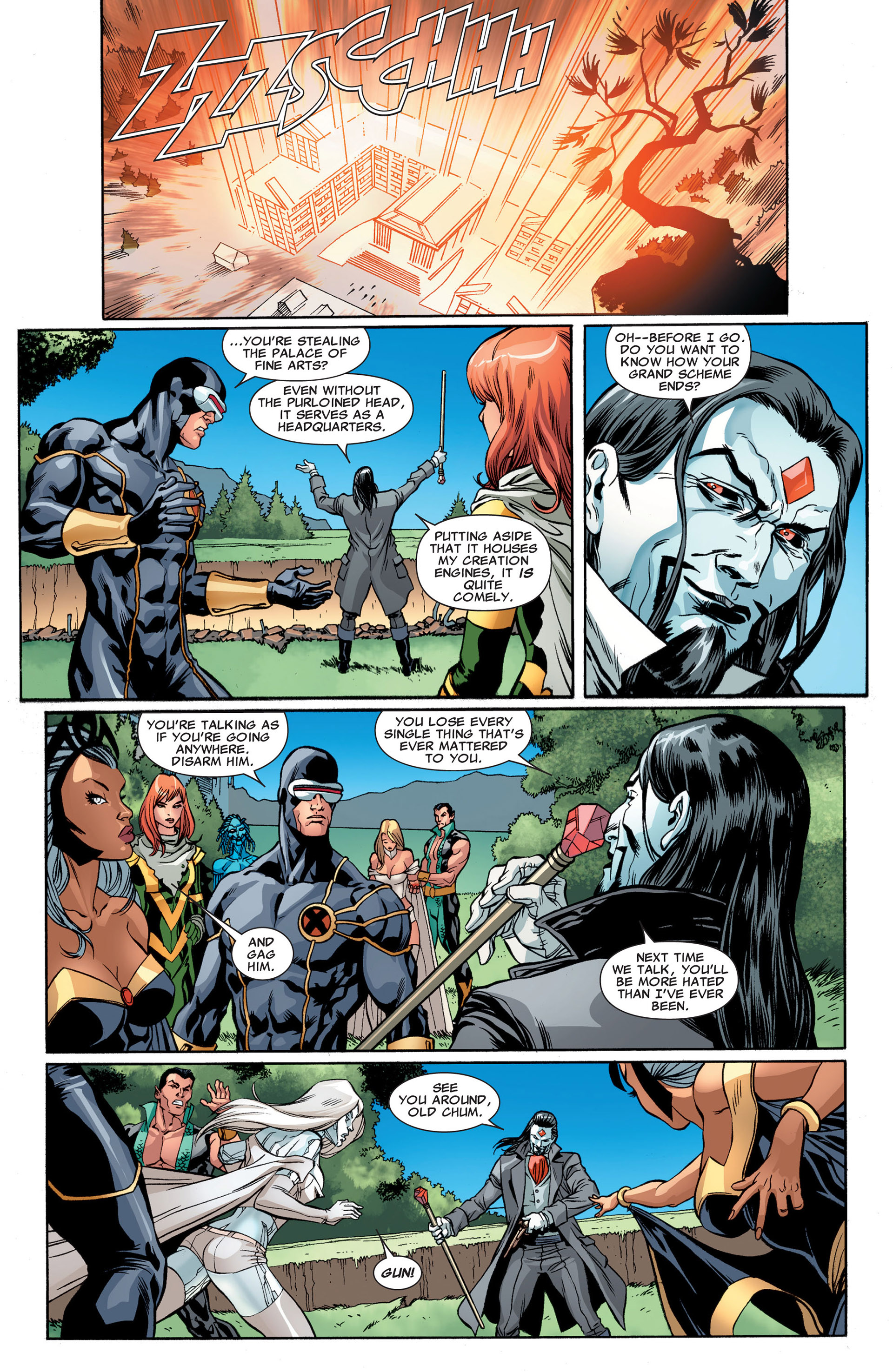 Read online Uncanny X-Men (2012) comic -  Issue #3 - 15