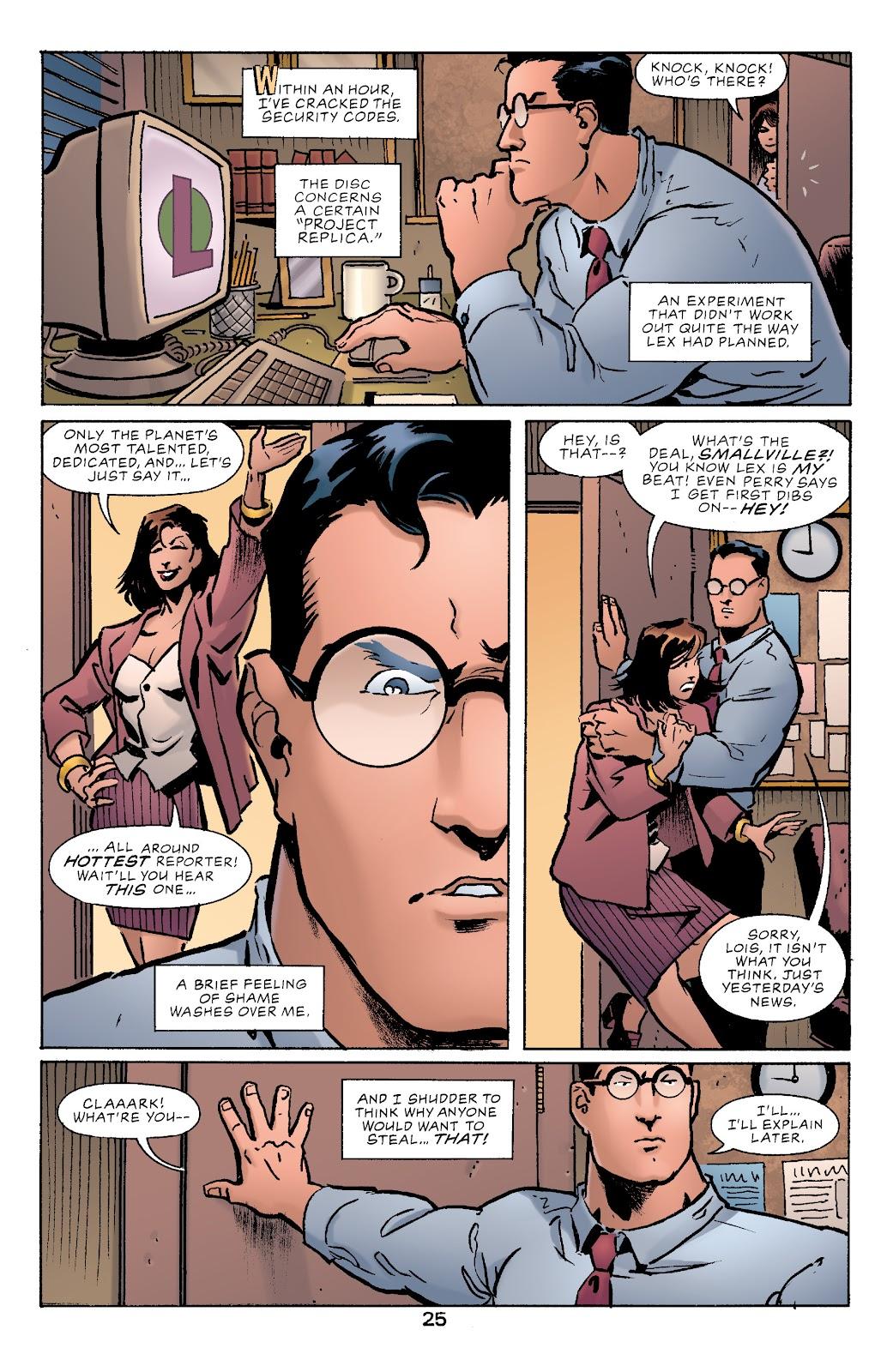 Batman/Superman/Wonder Woman: Trinity issue 1 - Page 23