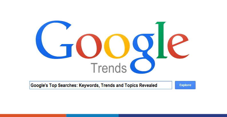 Google's Top Searches, Keywords, Trends and Topics Revealed