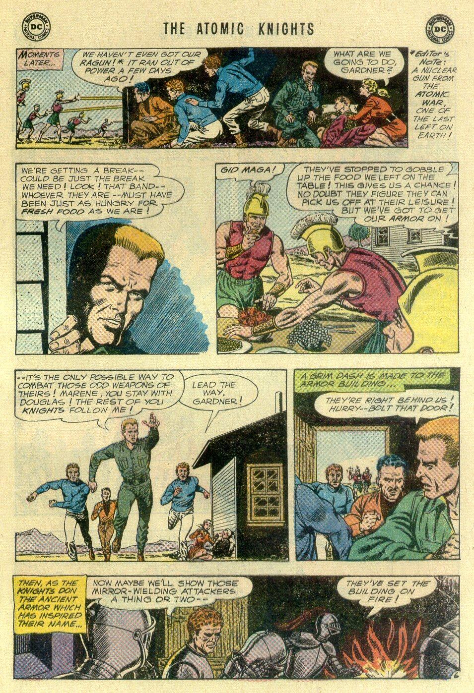 Strange Adventures (1950) issue 222 - Page 29