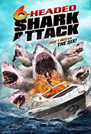 O Ataque do Tubarão de 6 Cabeças Dublado