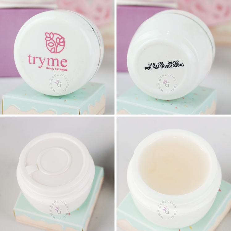 Review Tryme Shining Ultimate Night Cream