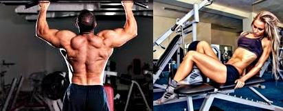 Tiempo resultados entrenamiento masa muscular