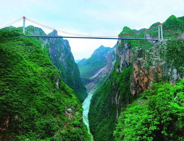 World's Highest Bridge
