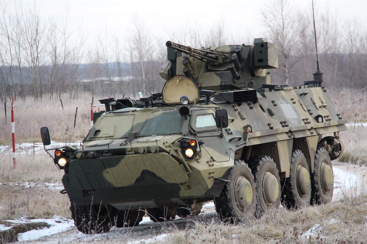 Limpid Armor подарувала ЗСУ систему прозорої броні