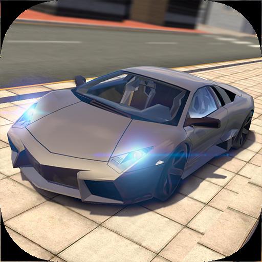 تحميل لعبه Extreme Car Driving Simulator مهكره اخر اصدار