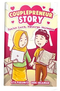 Pesan buku couple preneur story