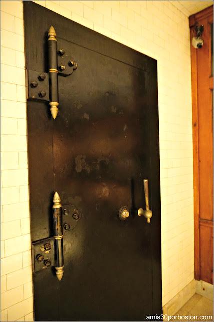 Caja de Seguridad de la Mansión The Elms en Newport
