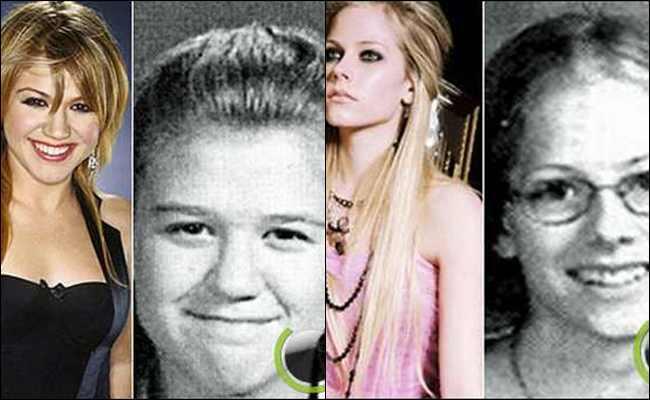 8 Wajah Culun Artis Wanita Hollywood saat Masih Remaja