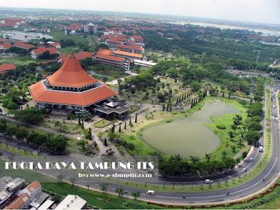 Daya Tampung ITS SBMPTN 2018