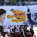 韓国・ソウル、朴氏支持派がデモ「弾劾を無効にせよ!」