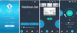 Aplikasi Remote Komputer PC dari jarak jauh dengan Android Terbaik Remote Link (PC Remote)