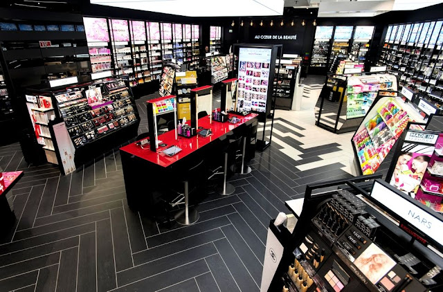 New Sephora Expérience - Beauty HUB - Nantes Atlantis - Blog