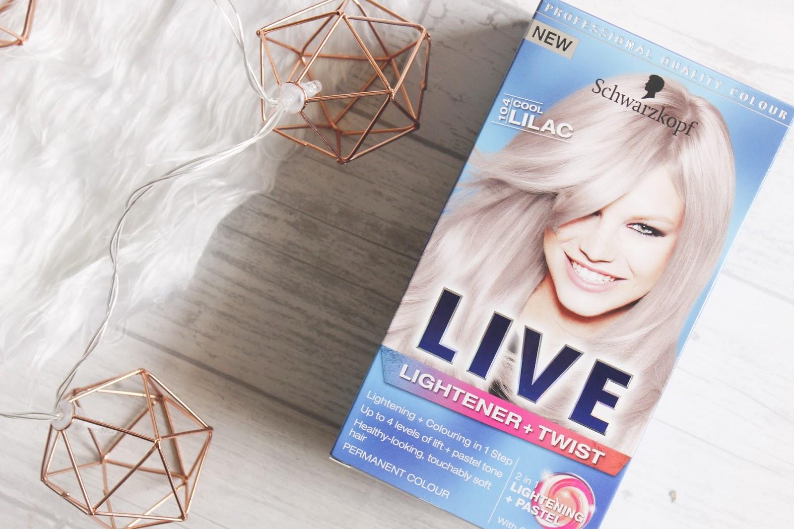See The Stars -XXL Live Lilac Hair Dye