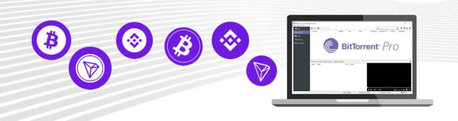 BitTorrent acepta Bitcoin, Tron y Binance Coin para sus productos
