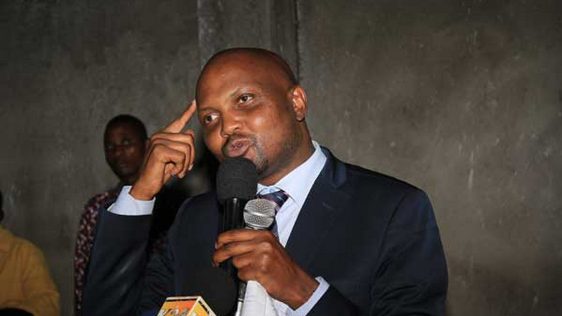Moses Kuria Confirms He Will Vie For Presidency In 2022